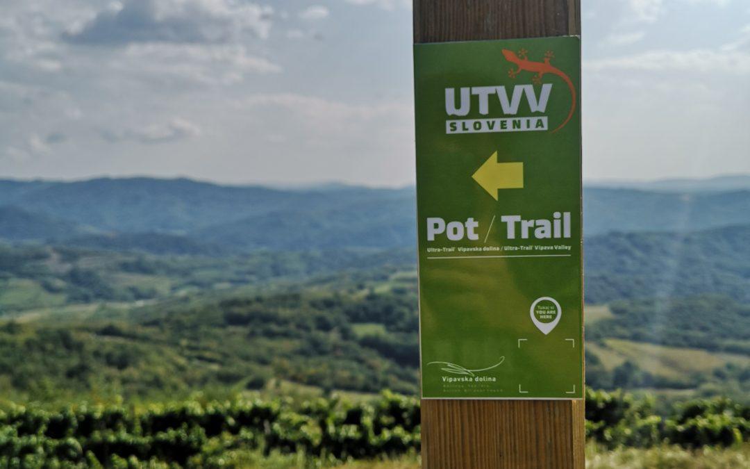 UTVV pot – 160km stalne označitve trase Emperor