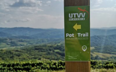 UTVV trail – 160km of permanent marked trail