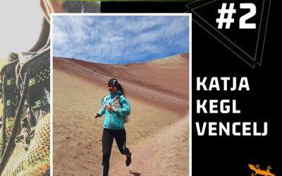 Od tekača za tekača – Katja Kegl Vencelj #2