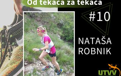Od tekača za tekača – Nataša Robnik #10