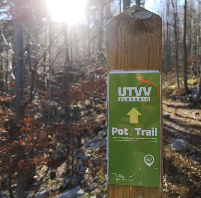UTVV trail in Municipality Ajdovščina IS FINISHED