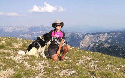 Via Dinarica – Maruša Orel, 1340km in 55.000 višinskih metrov